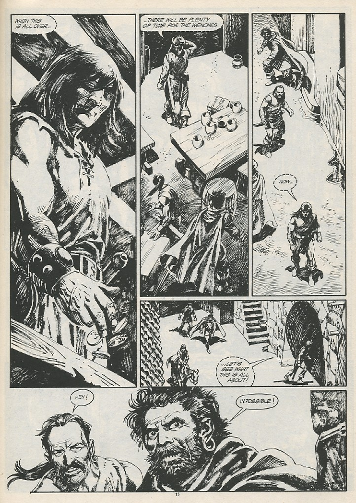 The Savage Sword Of Conan Issue #189 #190 - English 17