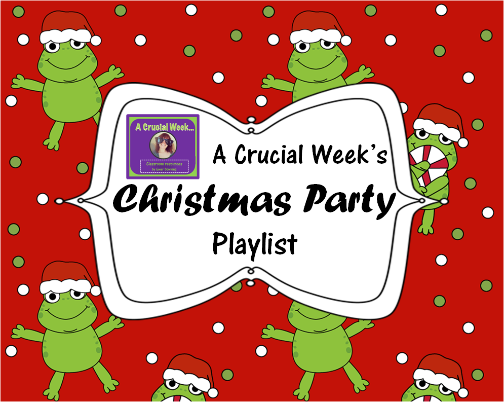 A Crucial Week: Christmas Party YouTube Playlist