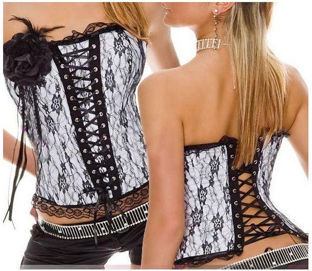Compre online Corselet / Espartilhos por R$76, Temos espartilho tully com renda macler, corselet sedução + tanga - love fantasies e mais. Faça seu pedido, pague-o online e receba onde quiser.