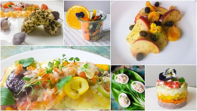 zdrowe obiady na parze