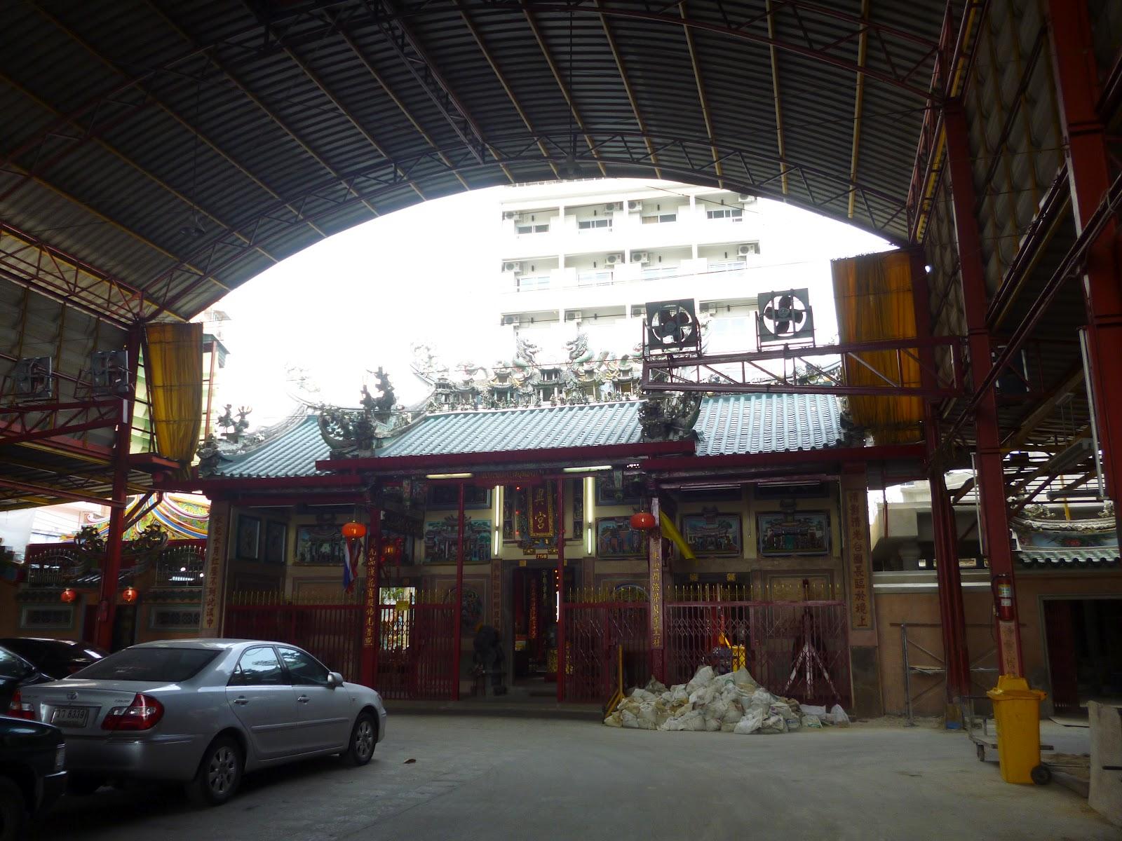 Mamá, estamos bien: Bangkok, entre Chinatown y Little India