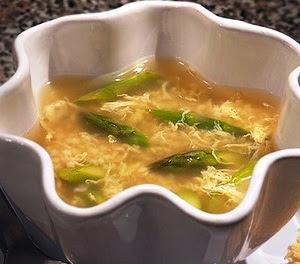 Asparagus recipes, Asparagus soup