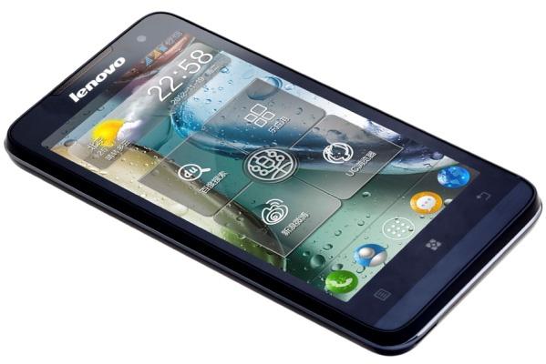 Lenovo IdeaPhone P770 Smartphone dengan Baterai 29 Jam Waktu Bicara