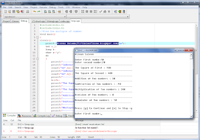 Dev-C++ Portable 5.2.0.3 (Portable) Free Download Full Version For Windows Xp and Windows 7