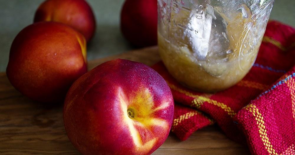Rurification: Nectarine Jam