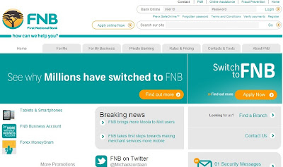Fnb.co.za - First National Bank FNB Online Banking Login