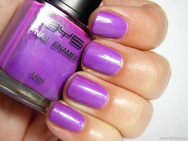BYS Nail Polish in Ultra Violet