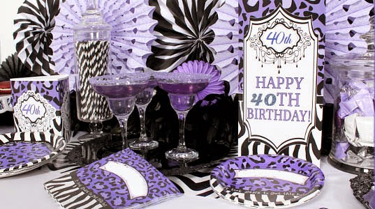 40th birthday ideas for 40 birthday decoration ideas