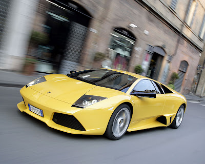 nice yellow car ever seen