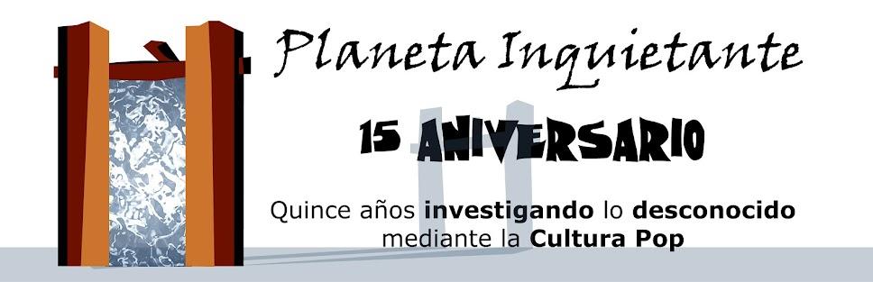 Planeta Inquietante