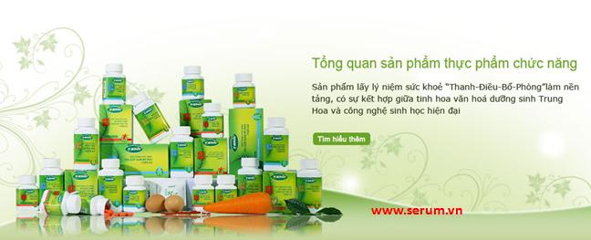 thực phẩm chức năng Công ty Tiens Việt Nam, Thiên Sư Việt Nam