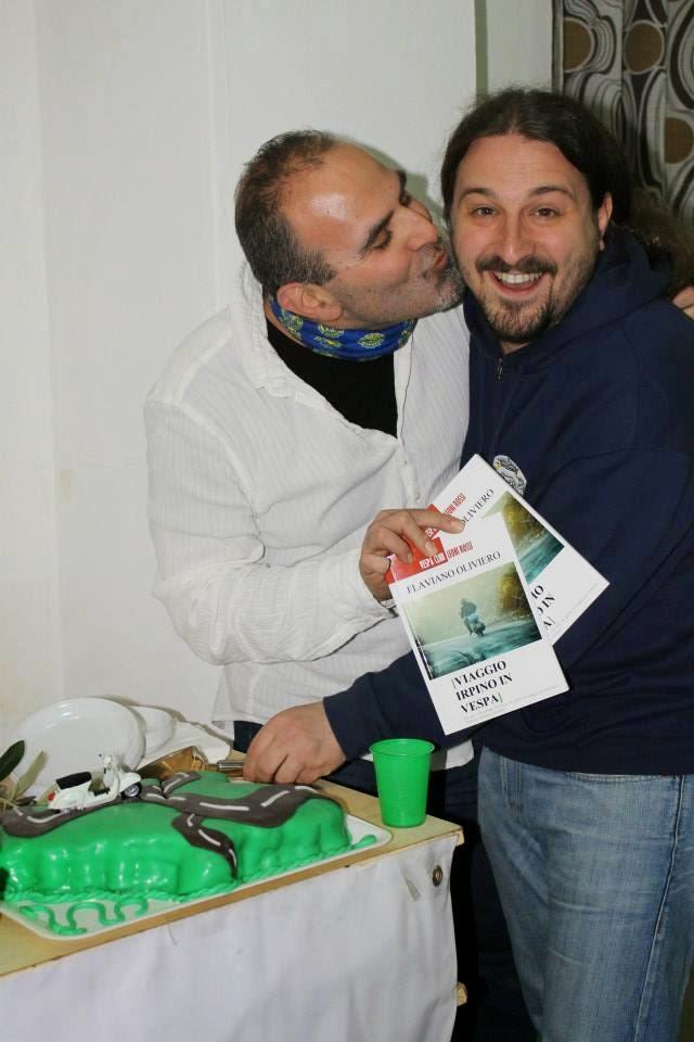 Flaviano Oliviero ed Enrico La Manna