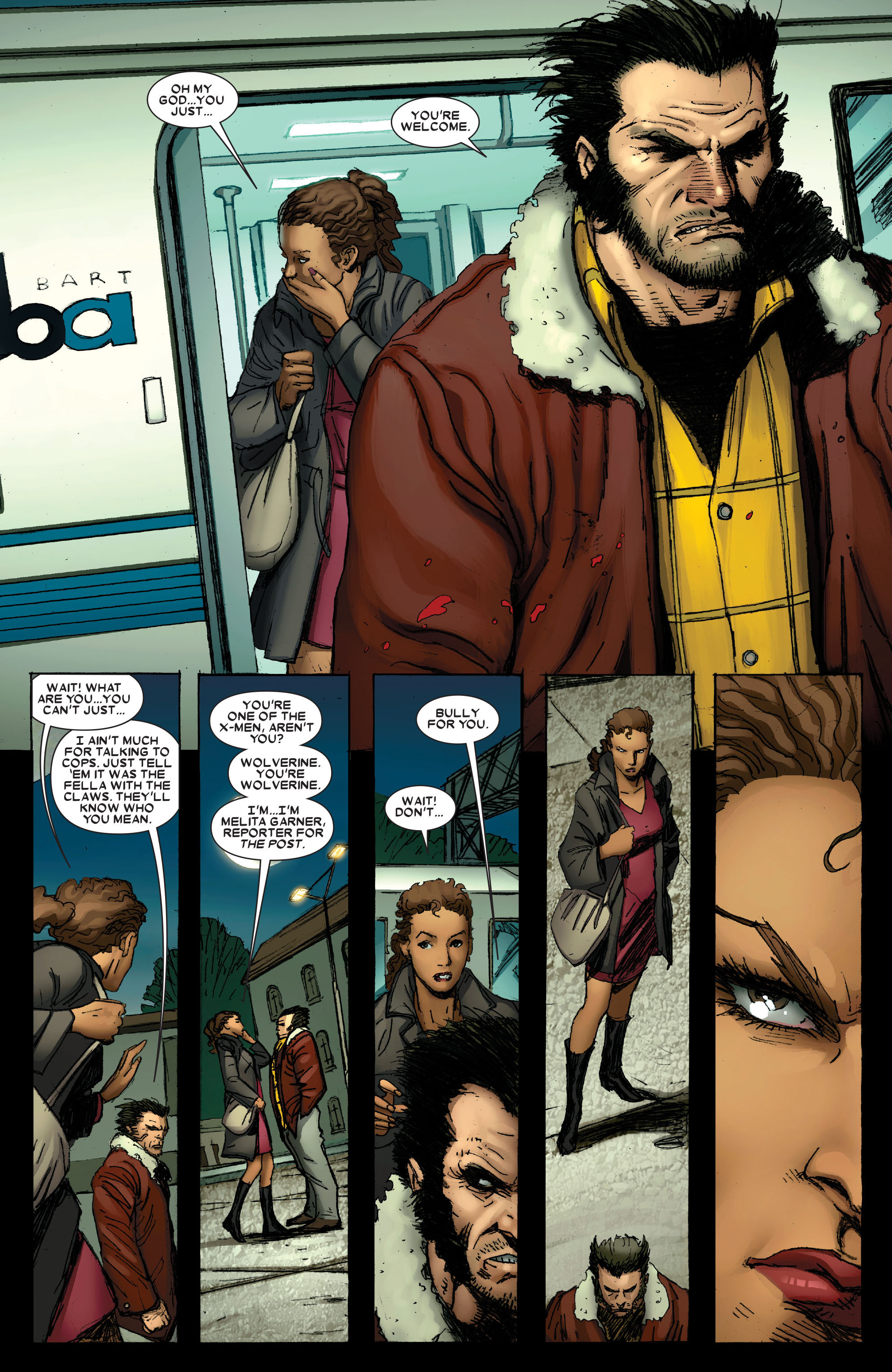 Wolverine: Weapon X #1 #16 - English 17