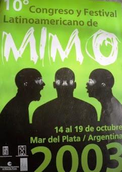 Congreso y Festival Latinoamericano de Mimo