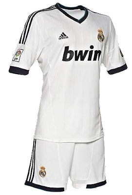 Jersey Real Madrid 2012/2013