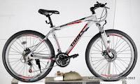 Sepeda Gunung Trinx MA1.6D New 21 Speed Shimano EF-40 Rapid Fire Rangka Aloi 26 Inci