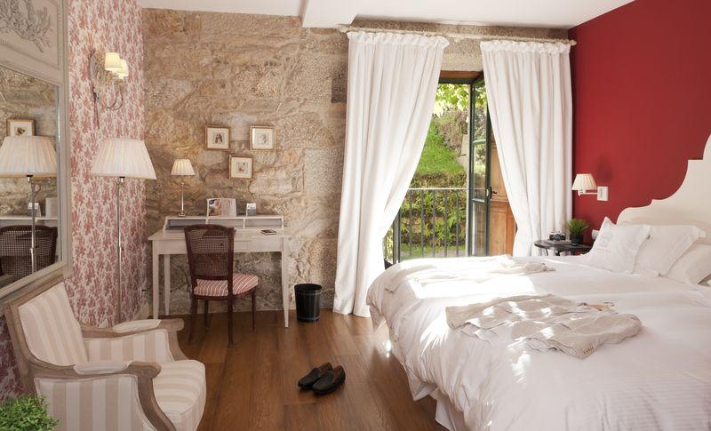 El diario de frankie un hotel elegante y con mucho - Hotel con encanto galicia ...