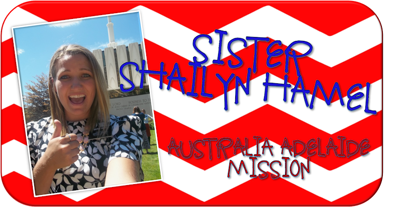 Sister Shailyn Hamel