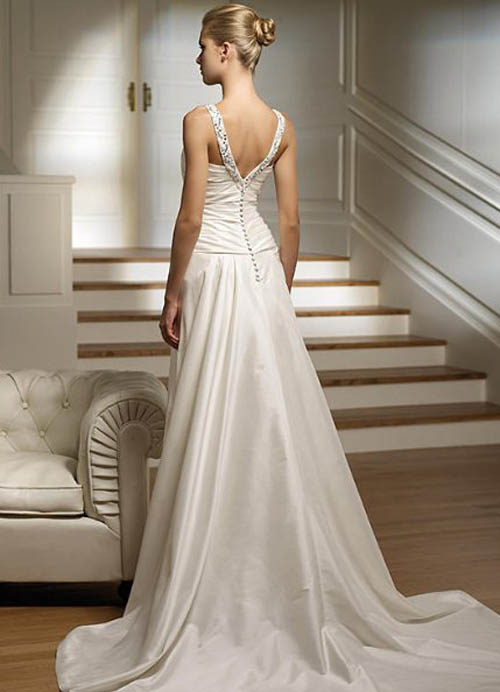 Elegant Wedding Dresses Images : Elegant wedding dress dresses
