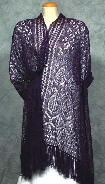 Knitting Pattern For Shetland Lace Shawl : knitting patterns-Knitting Gallery