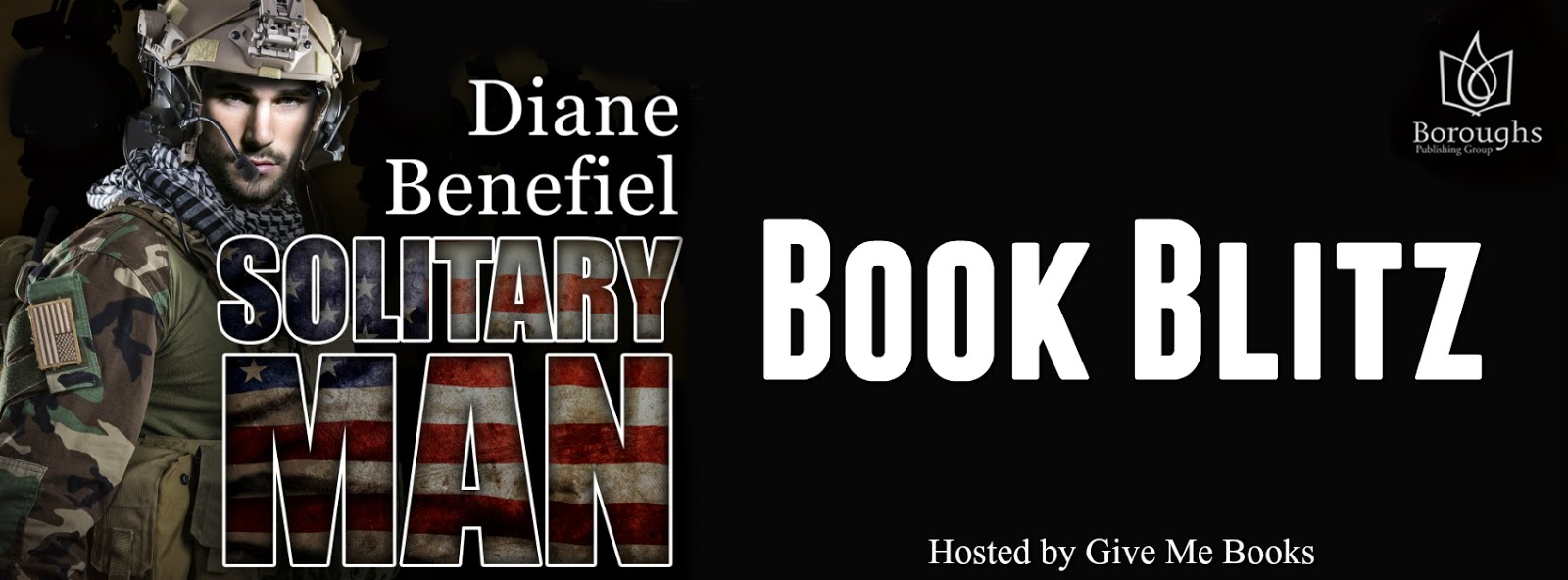 Solitary Man Book Blitz