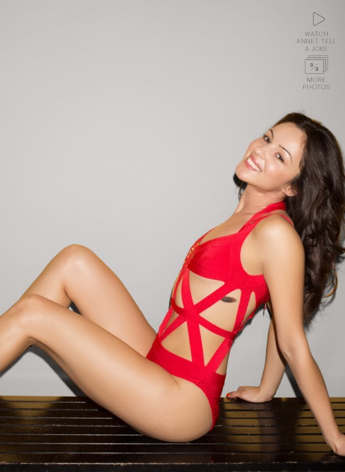 Annet Mahendru HQ Pictures Esquire Spain Magazine Photoshoot March 2014