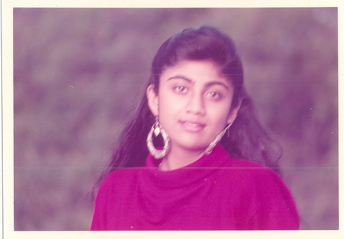 Shilpa shetty rare and unseen childhood pictures