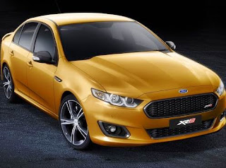 Ford Falcon FG XR8 Review