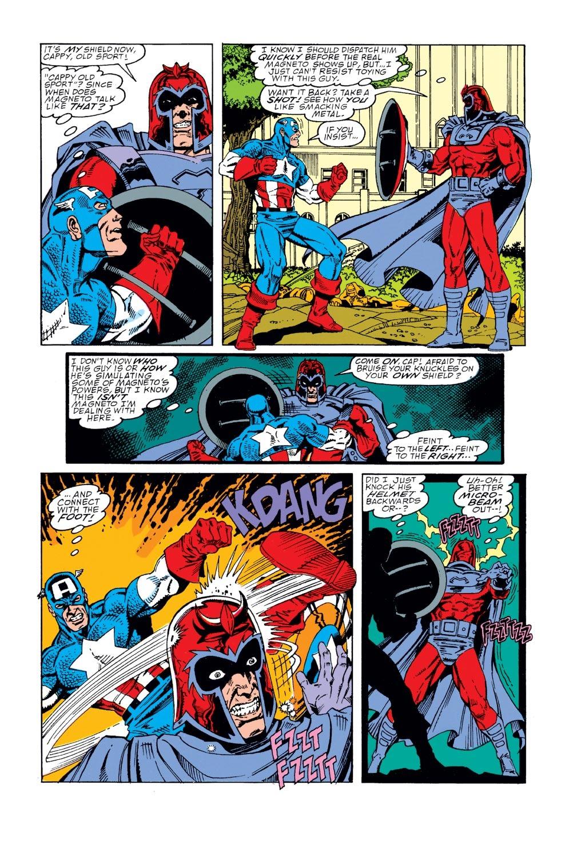 Captain America (1968) Issue #368 #301 - English 16