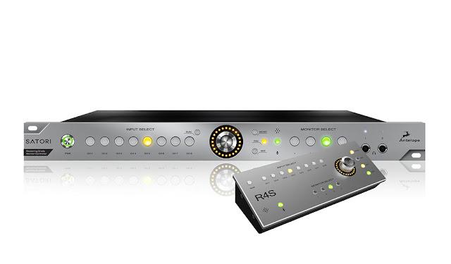 Antelope Audio: Satori Monitoring Controller
