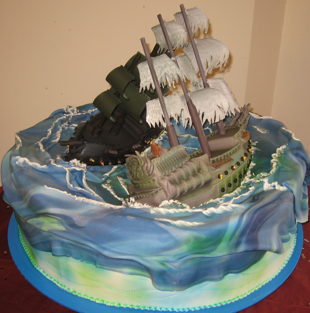 Let Them Eat Cake Pirates Of The Caribbean At Worlds End The