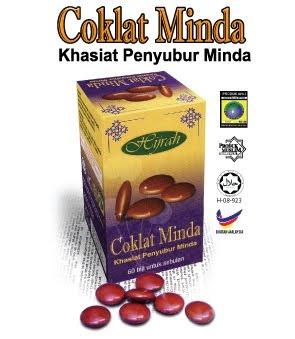 pengedar coklat minda original