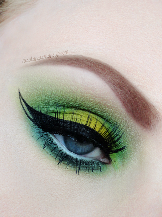 Nicola_Kate_St_Patricks_Day_makeup
