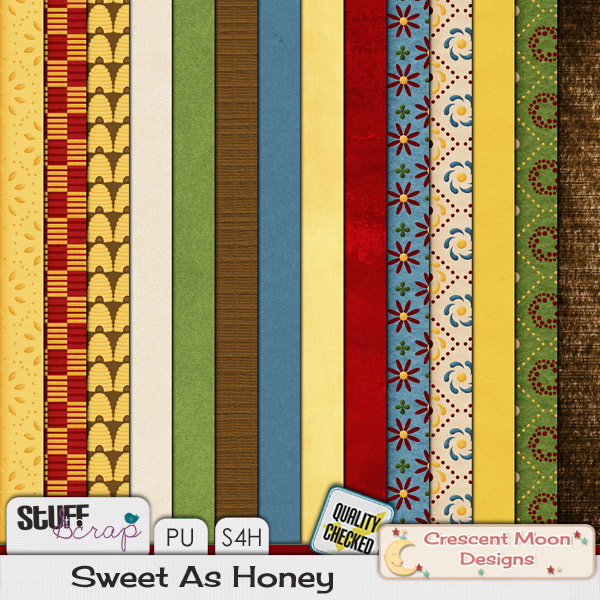 Preview of Sweet As Honey