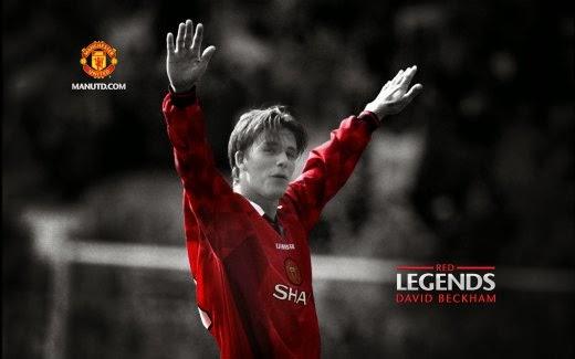 Cũng như Man United, D. Beckham Không hoàn hảo, nhưng luôn là thương hiệu được yêu thích nhất