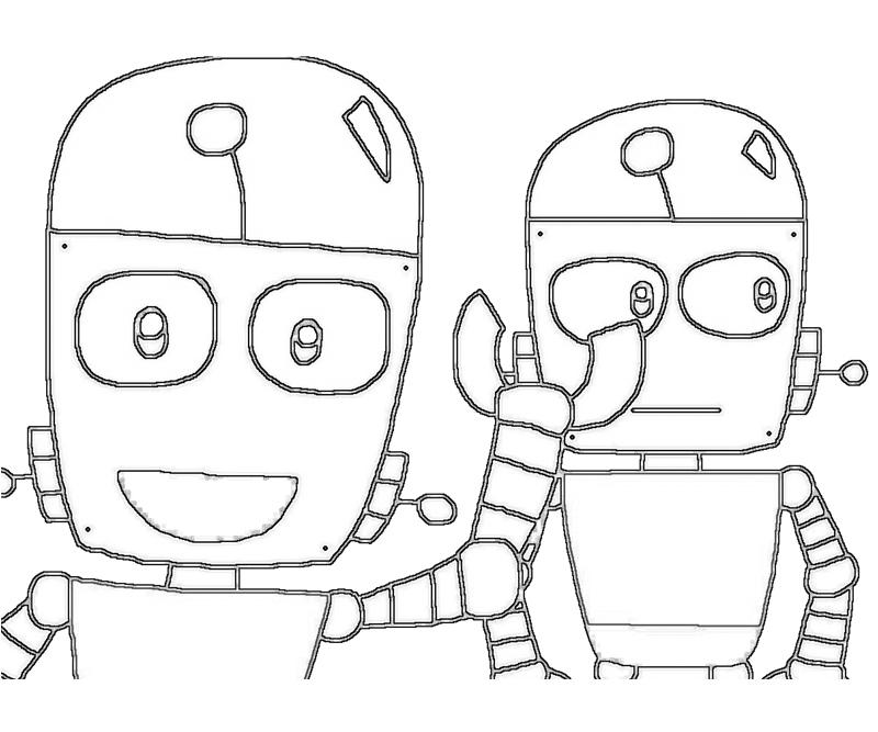 robot-jones-cute-coloring-pages