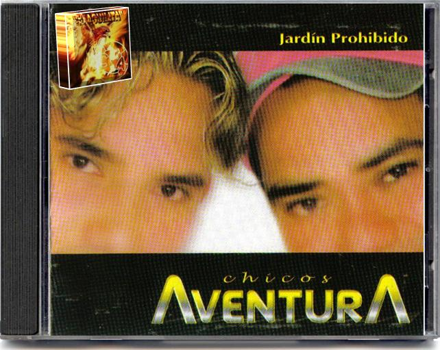 Dyzkozameryka los chicos aventura jardin prohibido for Jardin prohibido salsa