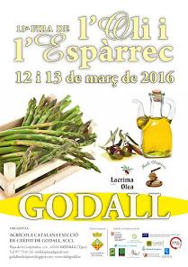 13ª Fira de l'oli i l'espàrrec Godall