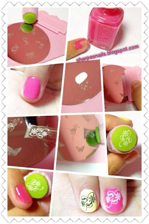 Sharp As Nails (A Nail Art Blog): All About Stamping Nail Art