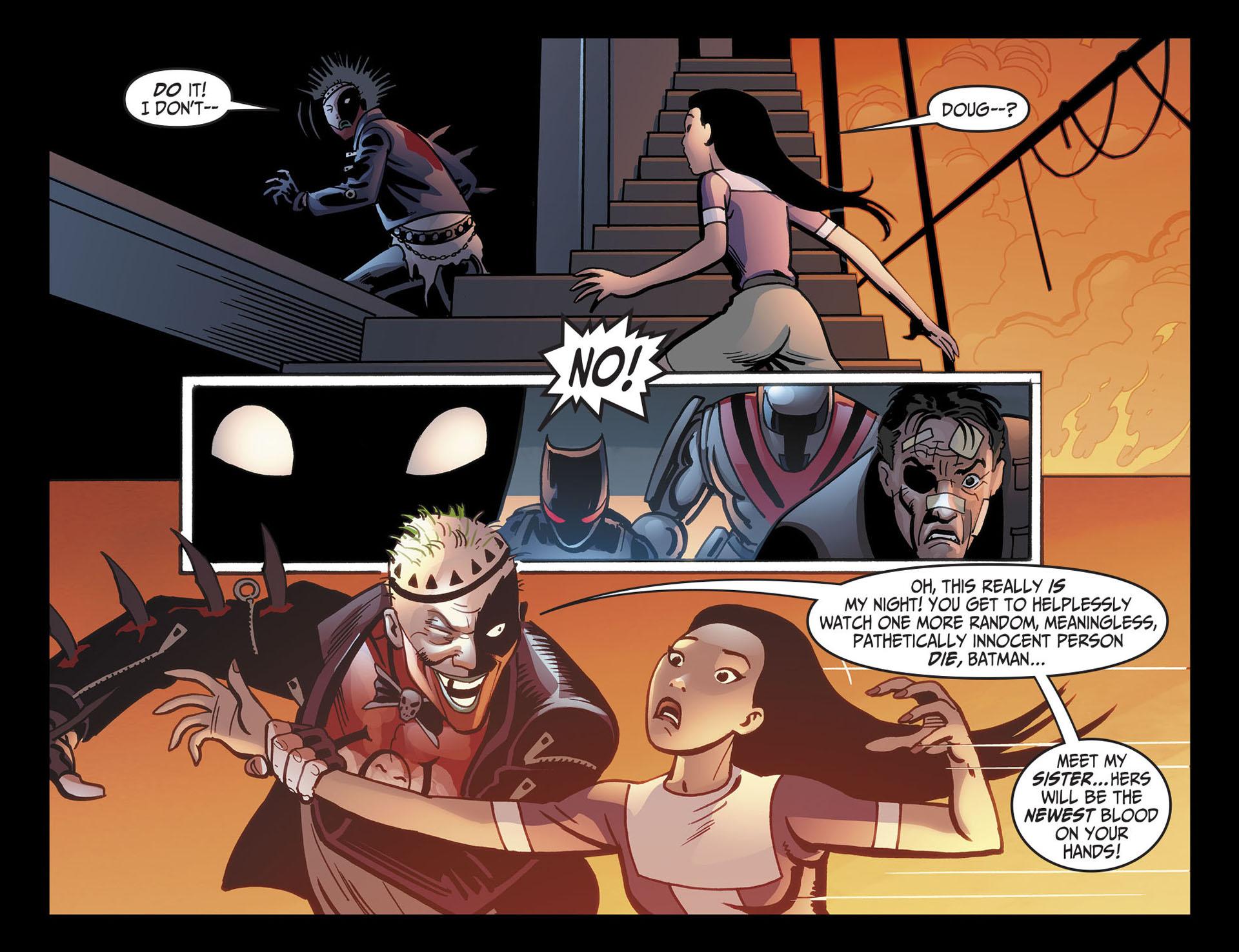Batman Beyond (2012) Issue #18 #18 - English 15