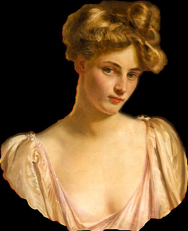 mujeres de 1880