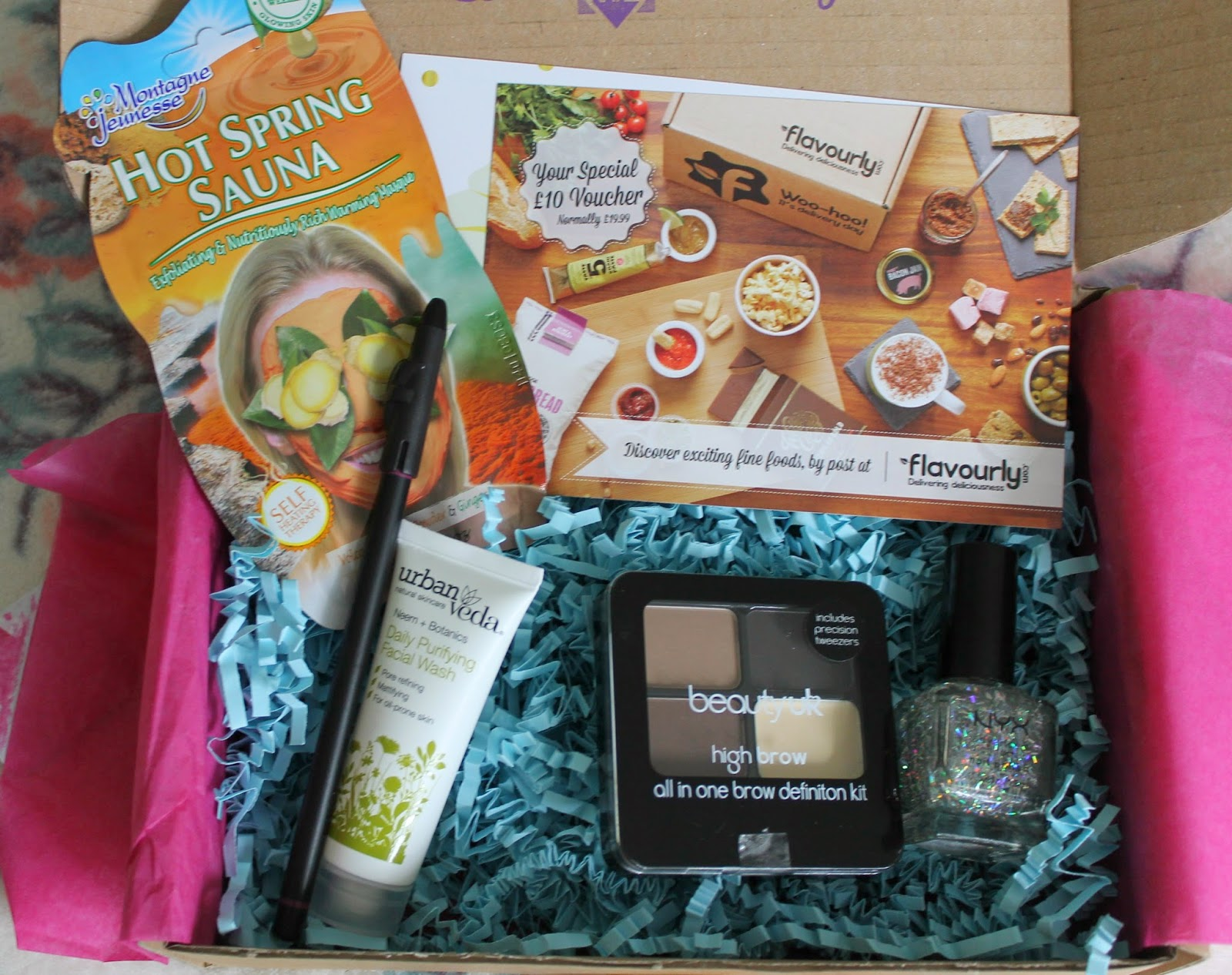 Love Me Beauty Box June 2014