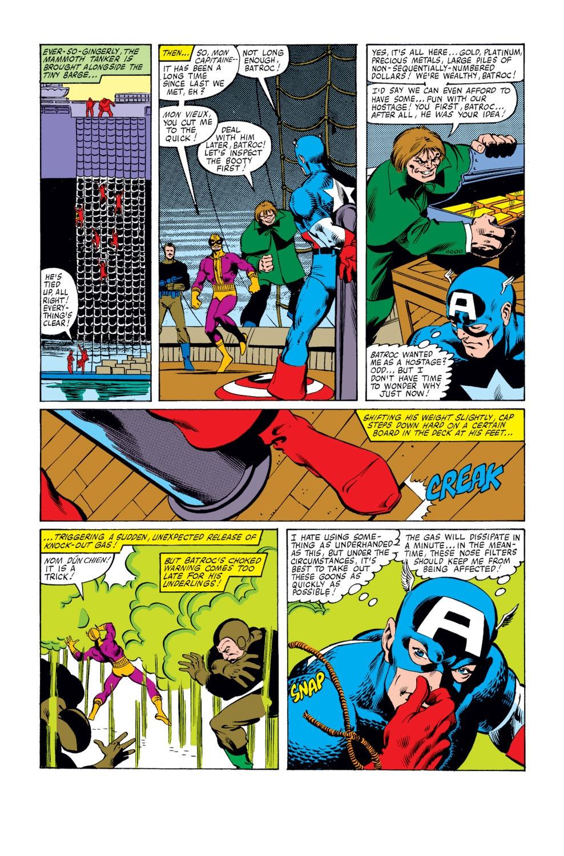 Captain America (1968) Issue #251 #166 - English 20