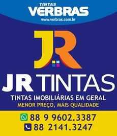 JR TINTAS CRATO