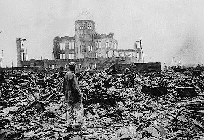 Bomba atómica Japón