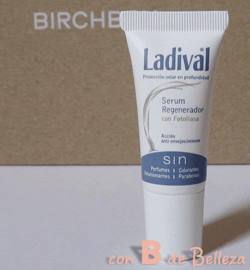 Serum regenerador con Fotoliasa Ladival