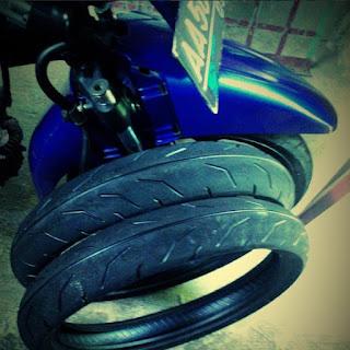 tires Cornering Indonesia