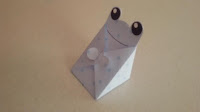 Foto del packaging de cajita regalo de rana