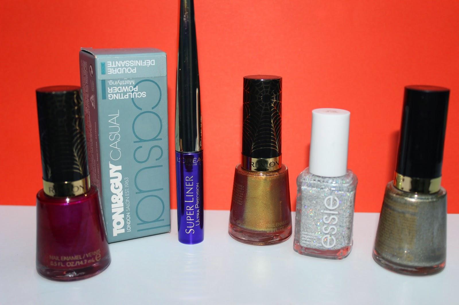 Revlon, tony&guy, L'Oréal, Essie,