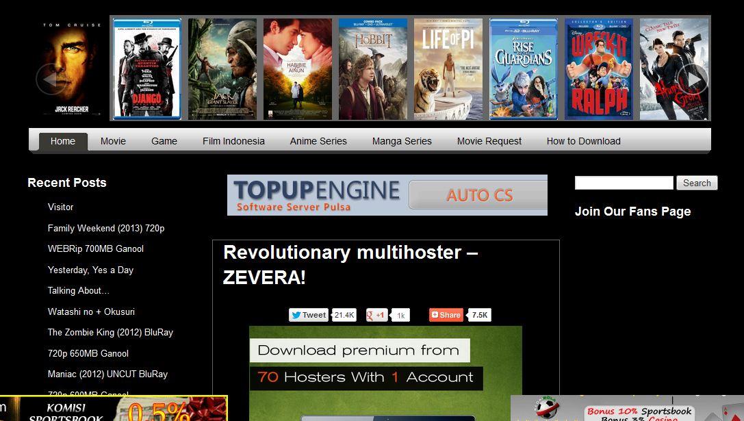 situs  film lengkap dengan subtitle